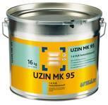 UZIN MK 95 PUR tvrdě elastické lepidlo na parkety - 16 kg (cena za kg)