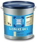 Vodivé lepidlo na pryžové podlahoviny UZIN KE 66 L - 14 kg (cena za kg)