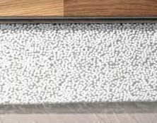 Izolace a podložka TUPLEX na podlahové topení - tl. 3 mm